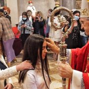 BLAGDAN DUHOVA Sakrament svete potvrde primili krizmanici iz Zadra