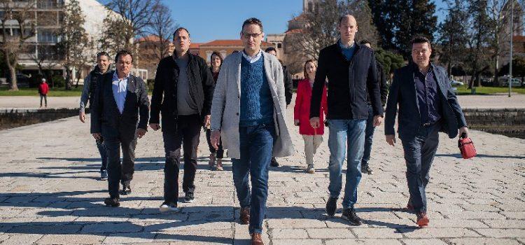 Marko Vučetić i koalicija poručuju: 'U ovu nedjelju se rađa Zadar, rađa se Grad!'