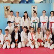 USPJEH Mladi karataši iz Bibinja ostvarili najbolji rezultat – osvojili 17 medalja!