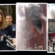 Marjana Botić napala vatrogasce: Ovo što rade je usrano, riskiraju širenje požara