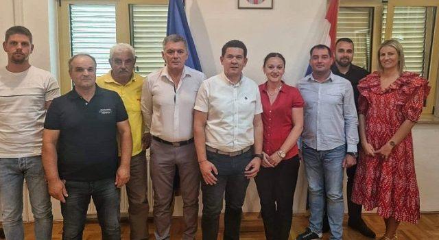 MLADI PREUZELI VLAST Konstituirano Općinsko vijeće općine Stankovci