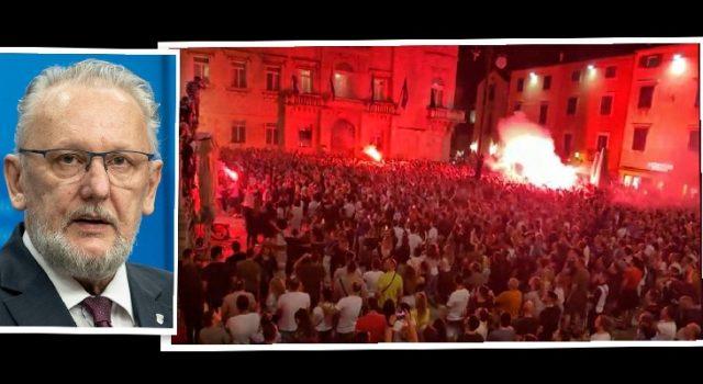 Ministar Božinović najavio kazne: Iz Zadra je poslana loša slika u svijet!
