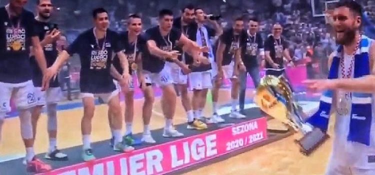 POBJEDA Zadar uz navijače na tribinama srušio Split i osvojio naslov prvaka RH