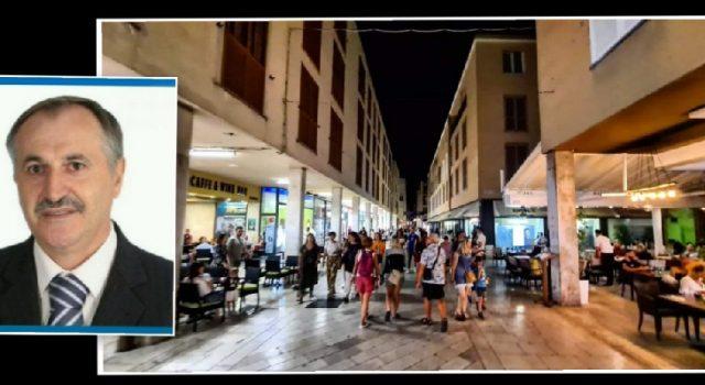 Marić: Protiv sam promjene naziva Široke ulice. Kalelarga je talijanska riječ