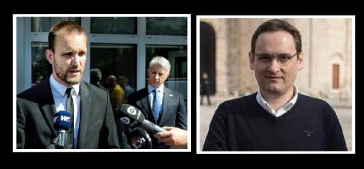 Erlić odgovorio Vučetiću: Ne možete kao izborni gubitnik voditi grad