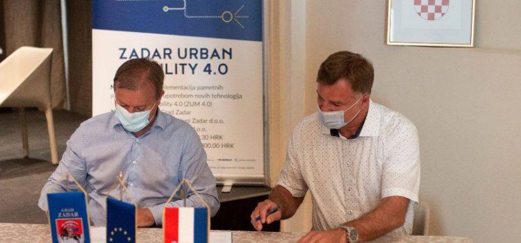Gradonačelnik Dukić potpisao ugovor za nabavu pametnih prometnih rješenja