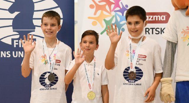 Jure Tadić iz Zadra osvojio broncu na Sportskim igrama mladih u šahu