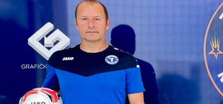 Damir Ivančić novi je trener u nogometnom klubu Zadarnova