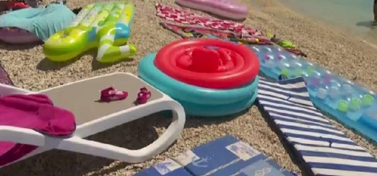 BIBINJE Uklanjat će se ručnici ostavljeni na plaži za 'rezervaciju mjesta u hladu'