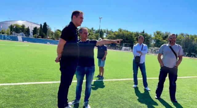 Igralište ŠC Višnjik licencirano za službene nogometne utakmice