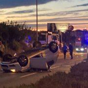 FOTO Teška prometna nesreća na Jadranskoj magistrali