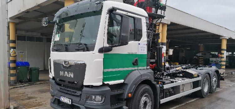 Čistoća preuzela novo komunalno vozilo sufinancirano sredstvima EU