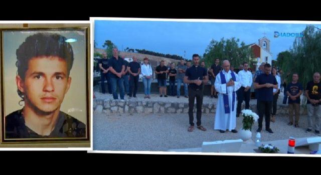 Obilježena 29. obljetnica smrti mladog heroja iz Bibinja – Alfreda Lisice