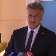 Plenković: 4.000 poduzetnika iz Zadra je koristilo potpore, spasili smo radna mjesta