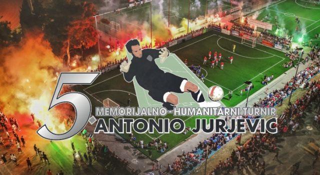 Humanitarni turnir Antonio Jurjević okupio rekordan broj ekipa – čak 131
