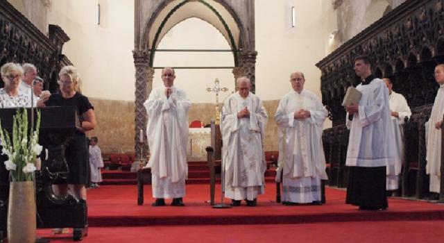KATEDRALA Svečano misno slavlje povodom 100 godina osnutka Marijine legije