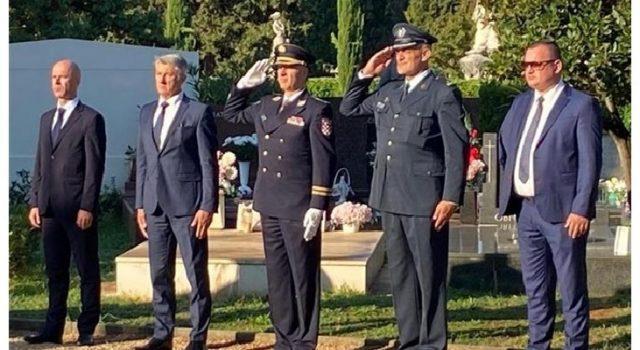 Dan policije i blagdan Sv. Mihovila – Odana počast poginulim policajcima