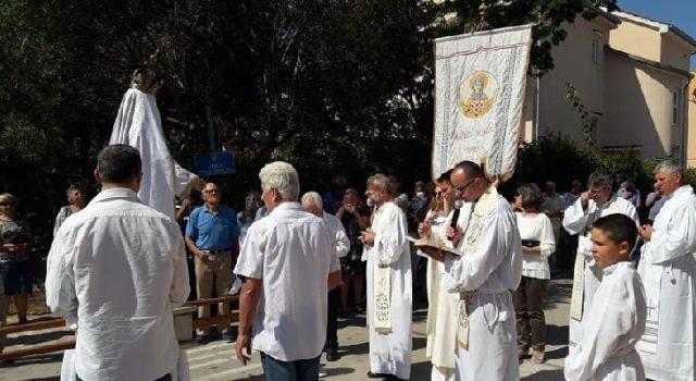 U Privlaci proslavljen blagdan Male Gospe – rođenje Blažene Djevice Marije