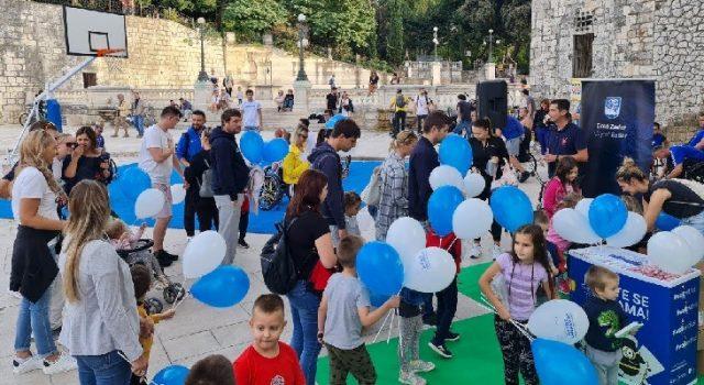 U Zadru obilježen Dan bez automobila povodom Europskog tjedna mobilnosti