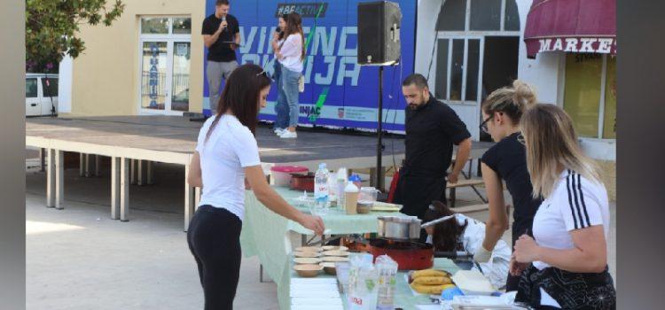 Bibinjci pripremili zdrav doručak za sve – u sklopu Europskog tjedna sporta