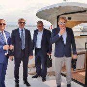 OPĆINA PREKO Stigao brod vrijedan 2,5 milijuna kuna za hitni prijevoz pacijenata
