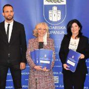 Državni tajnik Erlić uručio 5 ugovora vrijednih 25 milijuna kuna