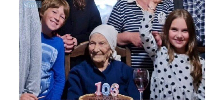 Margarita Dorkin, najstarija stanovnica Preka, proslavila 106. rođendan!