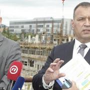 Ministri Vili Beroš i Oleg Butković dolaze u srijedu u Zadar