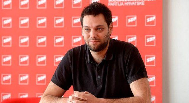 Jure Zubčić najavio kandidaturu za predsjednika županijskog SDP-a!