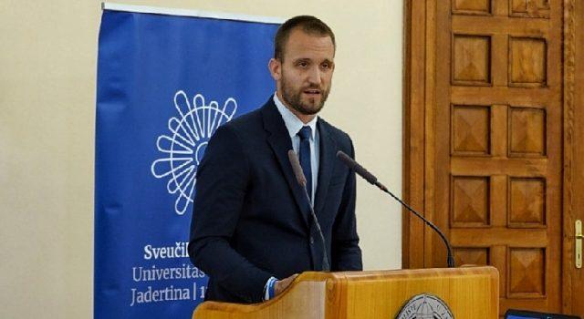 Državni tajnik Šime Erlić: Ulaganja od 173 milijuna kn u Zadar nisu slučajnost!